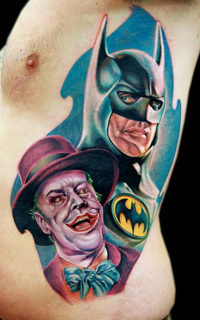 Cecil Porter - Holy Rib Piece Batman